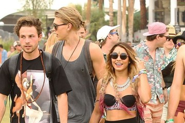 Vanessa Hudgens Celebs At Day 1 Week 2 Of Coachella
