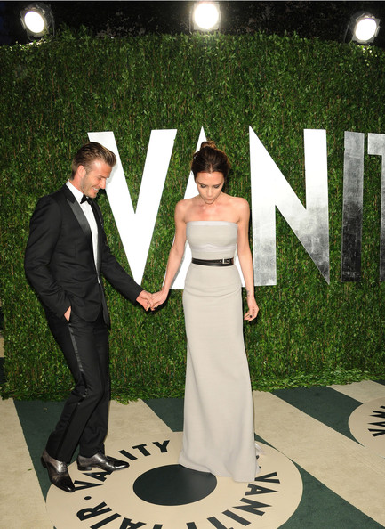 Victoria Beckham - The 2012 Vanity Fair Oscar Party 2