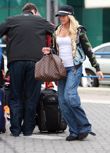 WWE Raw Superstars arrive at Perth International Airport for a wrestling