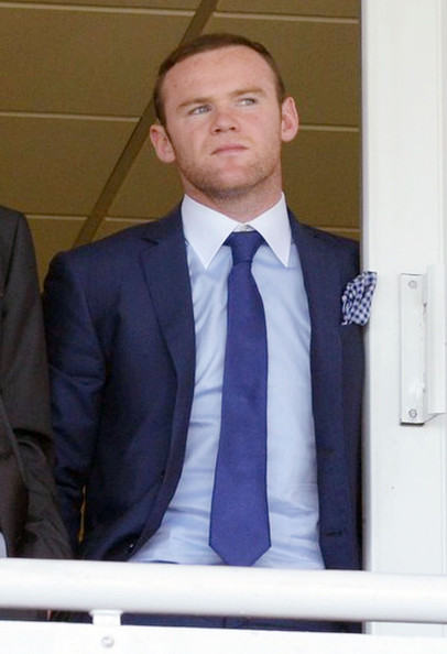 Wayne Rooney And Coleen wayne coleen rooney attend aintree in this photo wayne rooney wayne