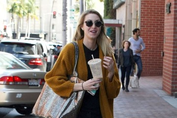 Whitney Port Whitney Port Out in Beverly Hills