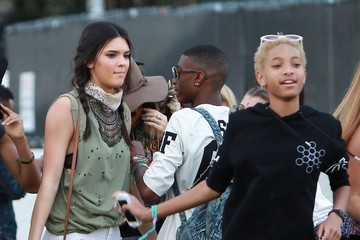 Willow Smith Celebs At Day 1 Week 2 Of Coachella