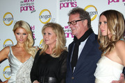 "Celebrities attend the ""The World According To Paris"" series premiere party at Tropicana Bar in The Hollywood Rooselvelt Hotel In Hollywood."