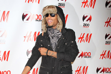 Bobby Ray Simmons Z100's Jingle Ball 2010 Presented By H&M