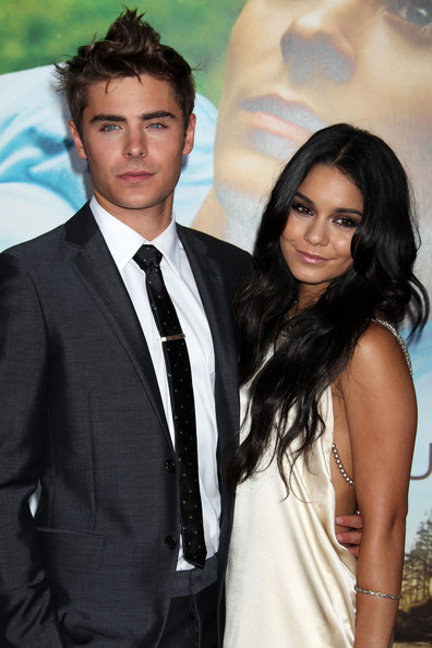 when did zac and vanessa start dating