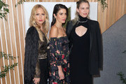 (L-R) Rachel Zoe, Nikki Reed, and Sara Foster attend the 1 Hotel West Hollywood Grand Opening Event at 1 Hotel West Hollywood on November 05, 2019 in West Hollywood, California.