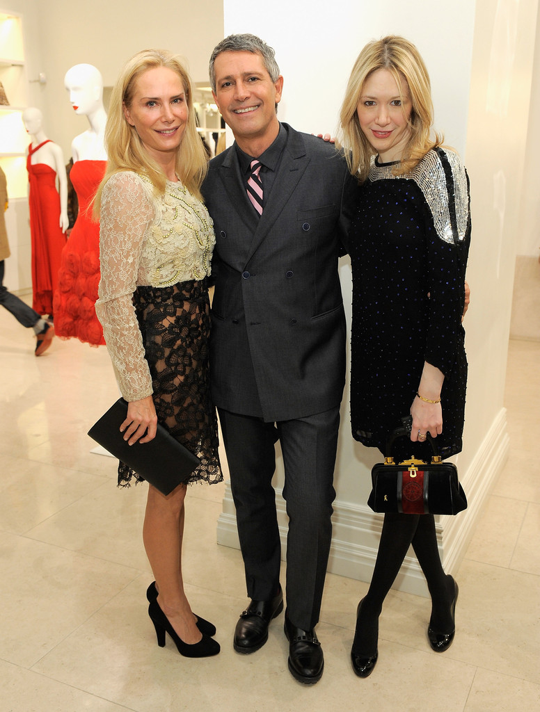 "Valesca Guerrand-Hermes Photos - ""100 Unforgettable Dresses"" Book Launch -  12 of 27 - Zimbio"