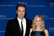 Kristen Bell and Dax Shepard - The Hottest Couples at the White House Correspondents' Dinner