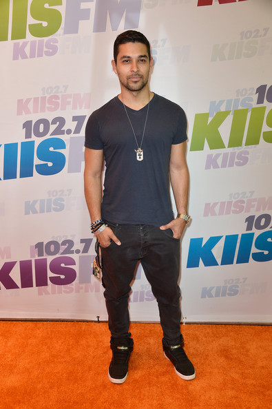 Actor Wilmer Valderrama attends 102.7 KIIS FM's Wango Tango 2013 held  at The Home Depot Center on May 11, 2013 in Carson, California.