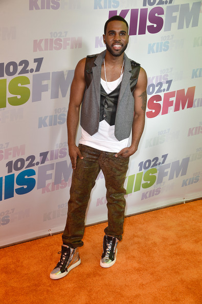 Singer Jason Derulo attends 102.7 KIIS FM's Wango Tango 2013 held  at The Home Depot Center on May 11, 2013 in Carson, California.