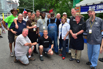 John Wheeler 10th Anniversary Big Apple Barbecue Sponsored By Southern Living