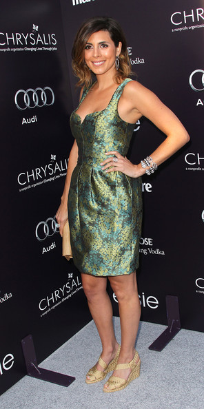 Actress Jamie-Lynn Sigler attends the 10th Annual Chrysalis Butterfly Ball on June 11, 2011 in Los Angeles, California.