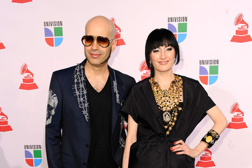 Cucu Diamantes Andres Levin The 10th Annual Latin GRAMMY Awards - Arrivals