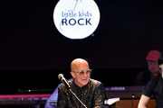 Paul Shaffer performs at the 10th Annual Little Kids Rock benefit concert: Celebrating Lives Transformed Through Music Education at PlayStation Theater on November 8, 2018 in New York City.