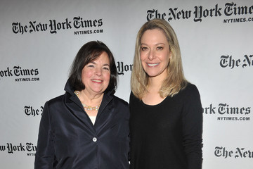 Alex Witchel 10th Annual New York Times Arts & Leisure Weekend - Ina Garten And Rufus & Martha Wainwright Photocall