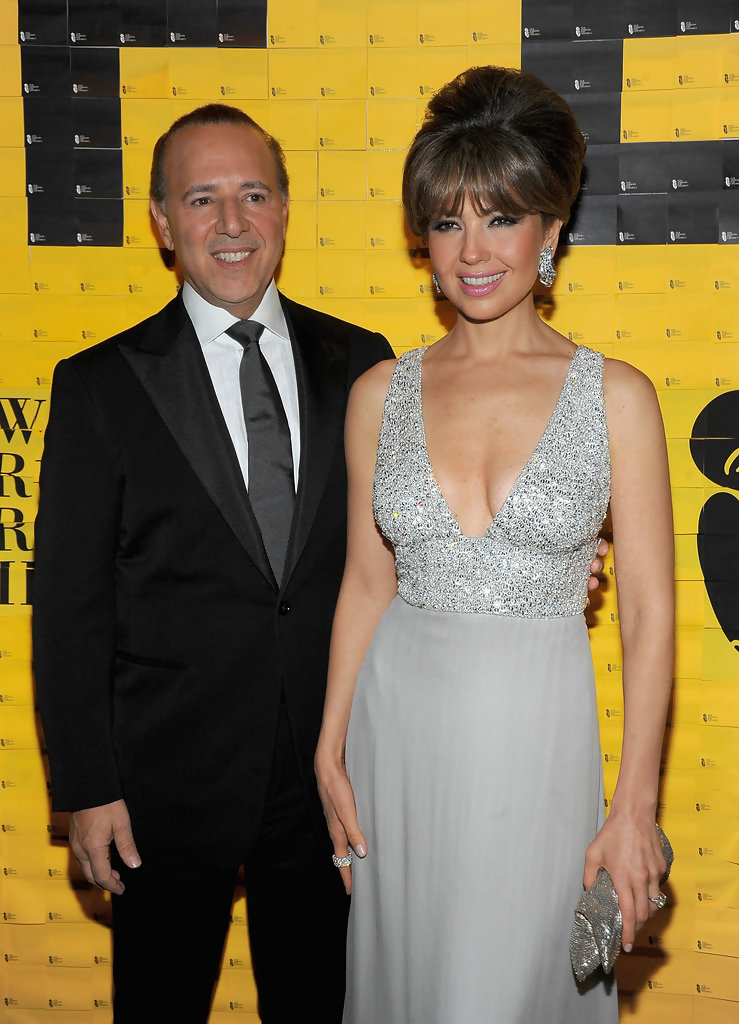 Tommy Mottola and Thalia Photos Photos - 10th Annual New ...