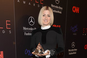 Winner of Costume Designer of the Year, Film of the Year Trish Summerville attends the 10th annual Style Awards during Mercedes-Benz Fashion Week Spring 2014 at Lincoln Center on September 4, 2013 in New York City.
