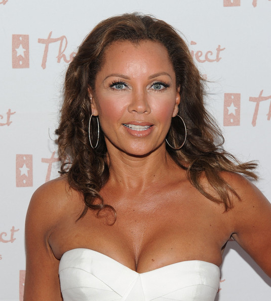 Vanessa Williams: Vanessa Williams In 10th Annual Trevor New York Summer