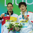 Aschwin Wildeboer Faber 10th FINA World Swimming Championships (25m) - Day Four