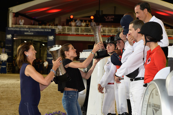 10th International Monte-Carlo Jumping - Longines Global Champions Tour of Monaco Day Two