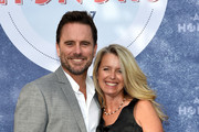 Actor/musician Charles Esten and Patty Hanson attend the 11th Annual ACM Honors at the Ryman Auditorium on August 23, 2017 in Nashville, Tennessee.