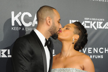 Alicia Keys and Swizz Beatz Are Adorable on the Red Carpet