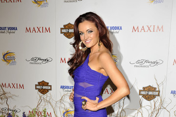 Maria Kanellis 11th Annual Maxim Hot 100 Party - Arrivals