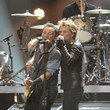 Jon Bon Jovi and Bruce Springsteen Photos