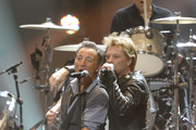 Jon Bon Jovi and Bruce Springsteen Photos Photo