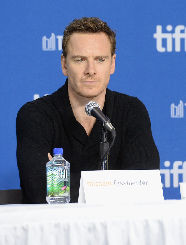 "Michael Fassbender Photos Photos - ""12 Days A Slave"" Press ..."
