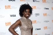 Actress Adepero Oduye  arrives at the '12 Years A Slave' Premiere during the 2013 Toronto International Film Festival Princess of Wales Theatre on September 6, 2013 in Toronto, Canada.