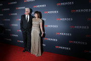 Ted Danson (L) and Mary Steenburgen attend the 12th Annual CNN Heroes: An All-Star Tribute  at American Museum of Natural History on December 9, 2018 in New York City.