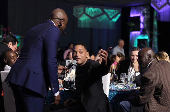 12th Annual Michael Jordan Celebrity Invitational Gala At ARIA Resort ...