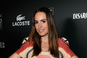 Louise Roe Gets Graphic in Manish Arora
