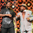 T-Pain and George Clinton Photos