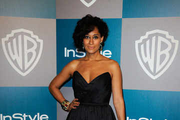 Traci Ross 13th Annual Warner Bros. And InStyle Golden Globe Awards After Party - Arrivals