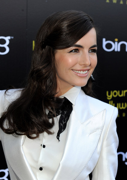 Actress Camilla Belle arrives at the 13th Annual Young Hollywood Awards at Club Nokia on May 20, 2011 in Los Angeles, California.