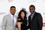 Avery Johnson and Cassandra Johnson Photos Photo
