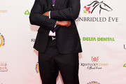 NFL Player Chris Canty attends the 141st Kentucky Derby Unbridled Eve Gala at Galt House Hotel & Suites on May 1, 2015 in Louisville, Kentucky.