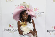 Lawyer Star Jones attends the 142nd Kentucky Derby at Churchill Downs on May 07, 2016 in Louisville, Kentucky.