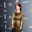 Jennifer Eve 14th Annual Costume Designers Guild Awards With Presenting Sponsor Lacoste - Red Carpet