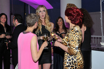 Lou Eyrich Jennifer Eve 14th Annual Costume Designers Guild Awards With Presenting Sponsor Lacoste - VIP Reception