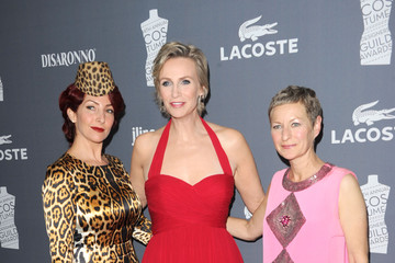 Lou Eyrich Jennifer Eve 14th Annual Costume Designers Guild Awards With Presenting Sponsor Lacoste - Arrivals