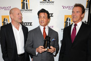 Sylvester Stallone and Bruce Willis Photos Photo