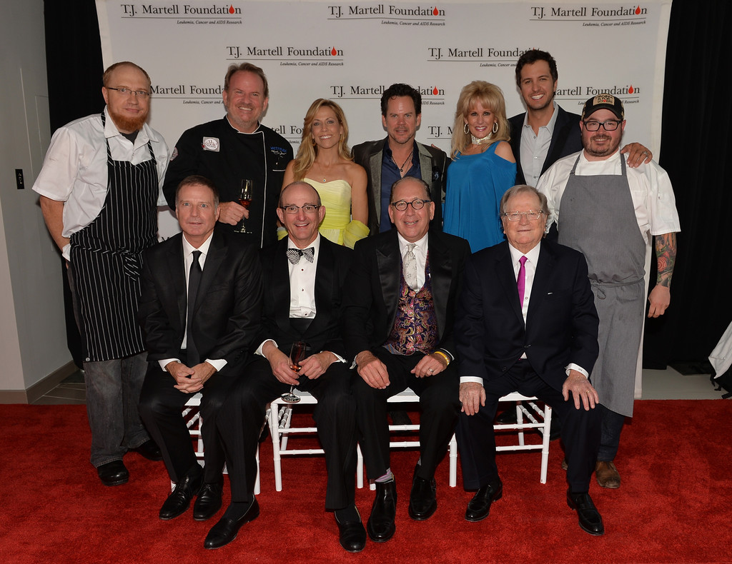 Pictures From T.J. Martell Best Cellars Dinner