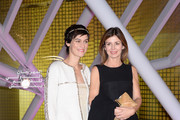 Clotilde Hesme and Alix Delaporte attend the Jury Photocall during the 14th Marrakech International Film Festival on December 5, 2014 in Marrakech, Morocco.