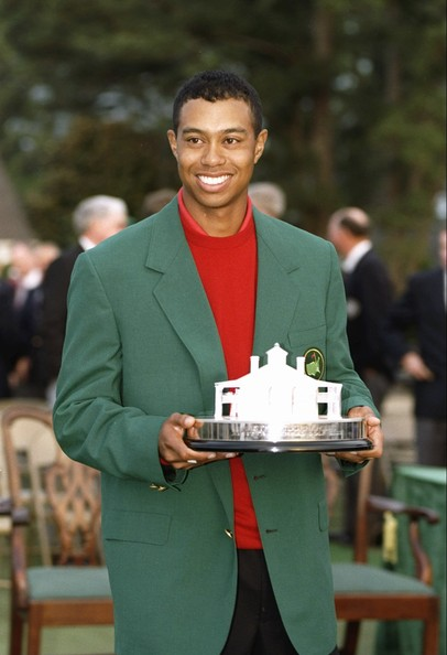 FILE) 15 Years Since Tiger Woods Became The Youngest Player To Win ...