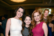 Anne Hathaway Jessica Chastain Photos Photo