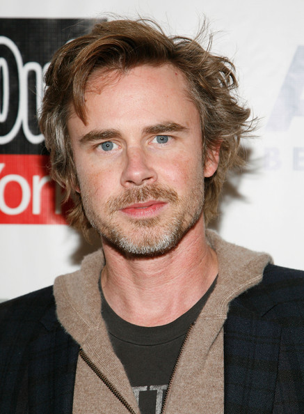 Sam Trammell in 15th Annual ARTWALK NY - Zimbio