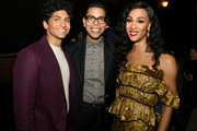 MJ Rodriguez and Steven Canals Photos Photo